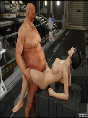 8muses 3D Porn Comics The Cryo Chamber-Blackadder image 18