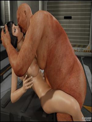 8muses 3D Porn Comics The Cryo Chamber-Blackadder image 20