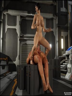 8muses 3D Porn Comics The Cryo Chamber-Blackadder image 21