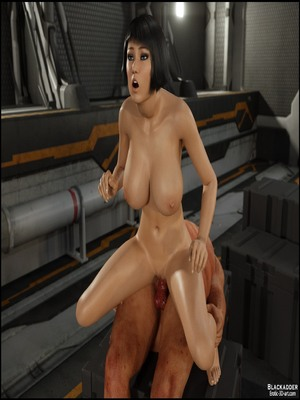8muses 3D Porn Comics The Cryo Chamber-Blackadder image 23