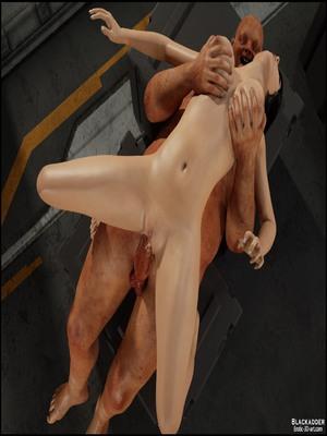 8muses 3D Porn Comics The Cryo Chamber-Blackadder image 28