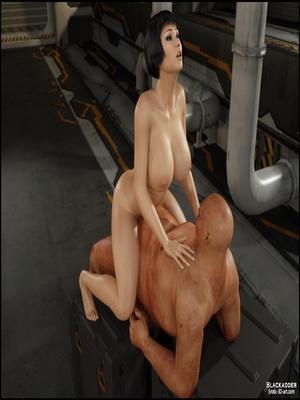 8muses 3D Porn Comics The Cryo Chamber-Blackadder image 31