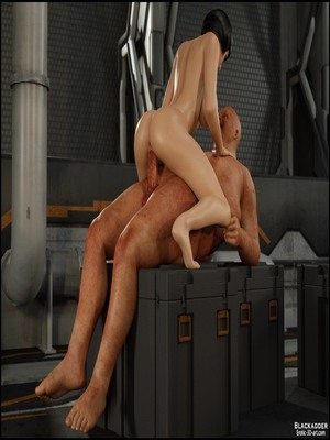 8muses 3D Porn Comics The Cryo Chamber-Blackadder image 32
