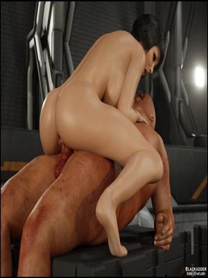 8muses 3D Porn Comics The Cryo Chamber-Blackadder image 33
