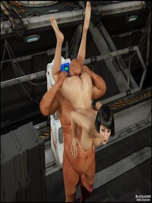 8muses 3D Porn Comics The Cryo Chamber-Blackadder image 36