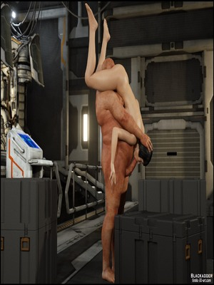 8muses 3D Porn Comics The Cryo Chamber-Blackadder image 37