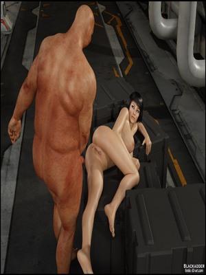 8muses 3D Porn Comics The Cryo Chamber-Blackadder image 38