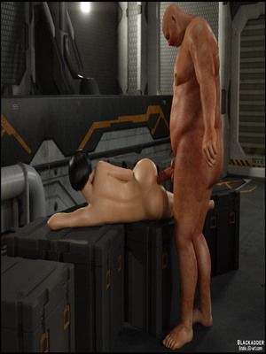 8muses 3D Porn Comics The Cryo Chamber-Blackadder image 39