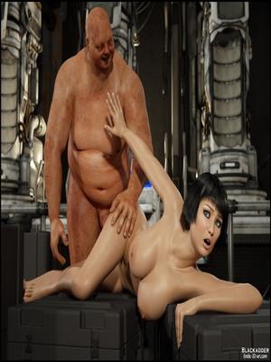 8muses 3D Porn Comics The Cryo Chamber-Blackadder image 41