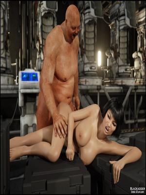 8muses 3D Porn Comics The Cryo Chamber-Blackadder image 42