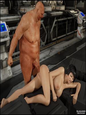 8muses 3D Porn Comics The Cryo Chamber-Blackadder image 43