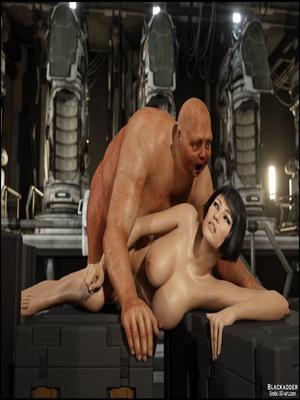 8muses 3D Porn Comics The Cryo Chamber-Blackadder image 44