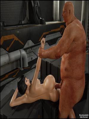 8muses 3D Porn Comics The Cryo Chamber-Blackadder image 46