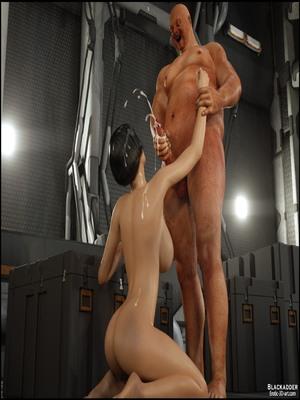 8muses 3D Porn Comics The Cryo Chamber-Blackadder image 48