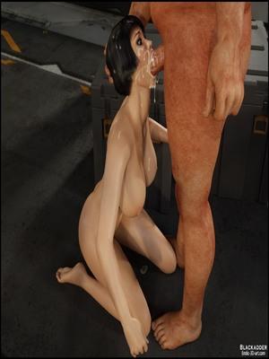 8muses 3D Porn Comics The Cryo Chamber-Blackadder image 49