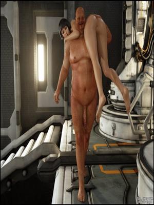 8muses 3D Porn Comics The Cryo Chamber-Blackadder image 51
