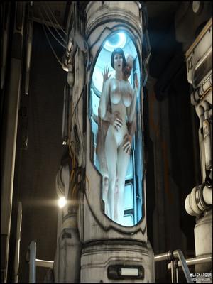 8muses 3D Porn Comics The Cryo Chamber-Blackadder image 52