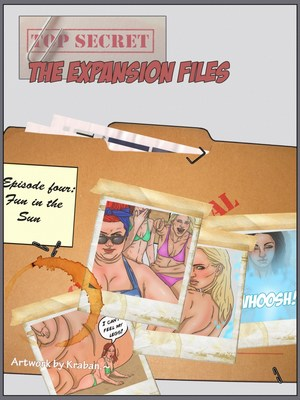 The Expansion- Top Secret Files 4 8muses Porncomics