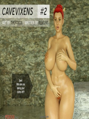 The Foxxx – Cavevixens 2 8muses 3D Porn Comics