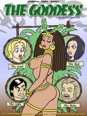 The Goddess- PalComix 8muses Adult Comics