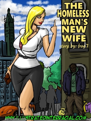 The Homeless Man's New Wife 8muses Interracial Comics