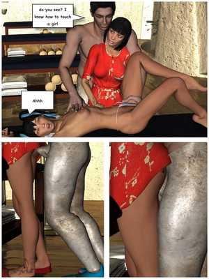 8muses 3D Porn Comics The Internship – Part 1 by VGer image 12