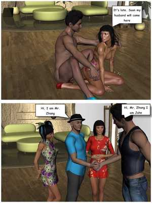 8muses 3D Porn Comics The Internship – Part 1 by VGer image 54
