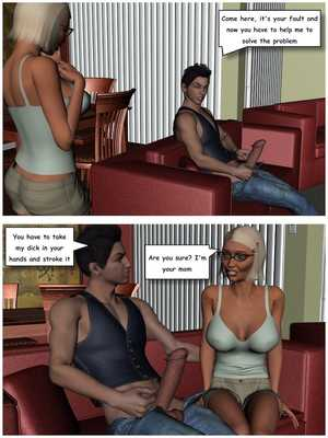 8muses 3D Porn Comics The Internship – Part 1 by VGer image 69