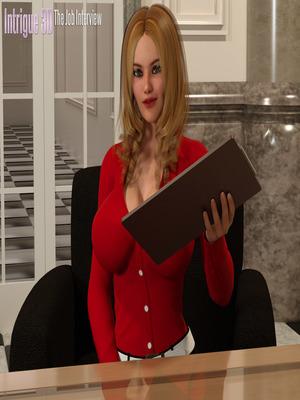 8muses 3D Porn Comics The Job Interview- Intrigue 3D image 03