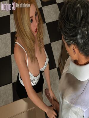 8muses 3D Porn Comics The Job Interview- Intrigue 3D image 07