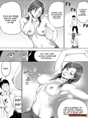 8muses Hentai-Manga The Lady Down the Street Asked Me To Impregnate Her image 12