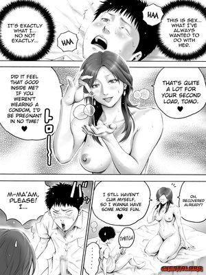 8muses Hentai-Manga The Lady Down the Street Asked Me To Impregnate Her image 26