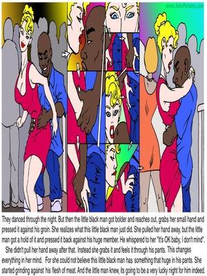 8muses Interracial Comics The Little Bigman-John Persons image 09
