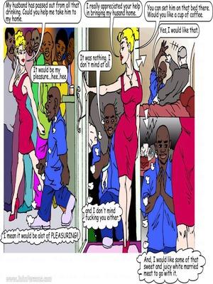 8muses Interracial Comics The Little Bigman-John Persons image 11