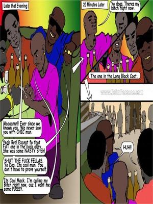 8muses Interracial Comics The Little Bigman-John Persons image 32