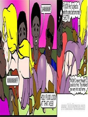 8muses Interracial Comics The Little Bigman-John Persons image 34