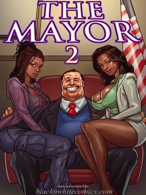 The Mayor 2- Blacknwhite 8muses Interracial Comics