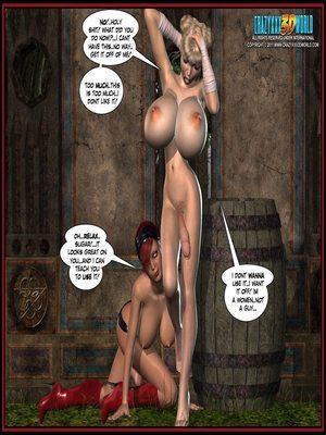 8muses 3D Porn Comics The Nymph 3- Carzyxxx3D World image 05