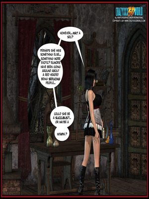 8muses 3D Porn Comics The Nymph 3- Carzyxxx3D World image 25