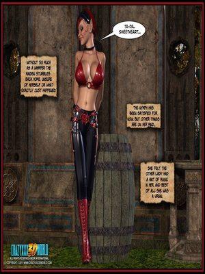 8muses 3D Porn Comics The Nymph 3- Carzyxxx3D World image 31