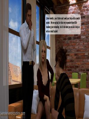 The Offer- Senderland Studios 8muses 3D Porn Comics