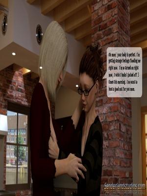 8muses 3D Porn Comics The Offer- Senderland Studios image 12