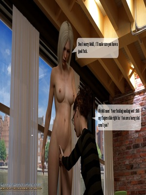 8muses 3D Porn Comics The Offer- Senderland Studios image 13