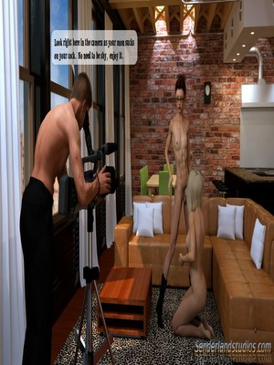 8muses 3D Porn Comics The Offer- Senderland Studios image 23