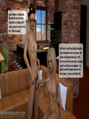 8muses 3D Porn Comics The Offer- Senderland Studios image 25
