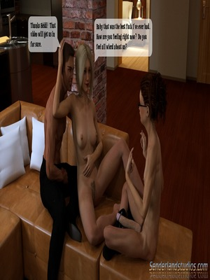 8muses 3D Porn Comics The Offer- Senderland Studios image 44