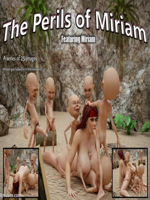 The Perils Of Miriam- Blackadder 8muses 3D Porn Comics