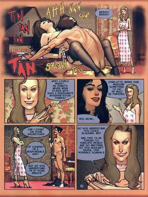 8muses Adult Comics The Piano Tuner- Ignacio Noe image 06
