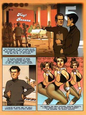 8muses Adult Comics The Piano Tuner- Ignacio Noe image 09