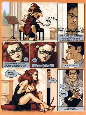 8muses Adult Comics The Piano Tuner- Ignacio Noe image 19